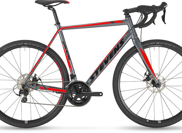 Cyklokrosové kolo Stevens Gavere 28 2018