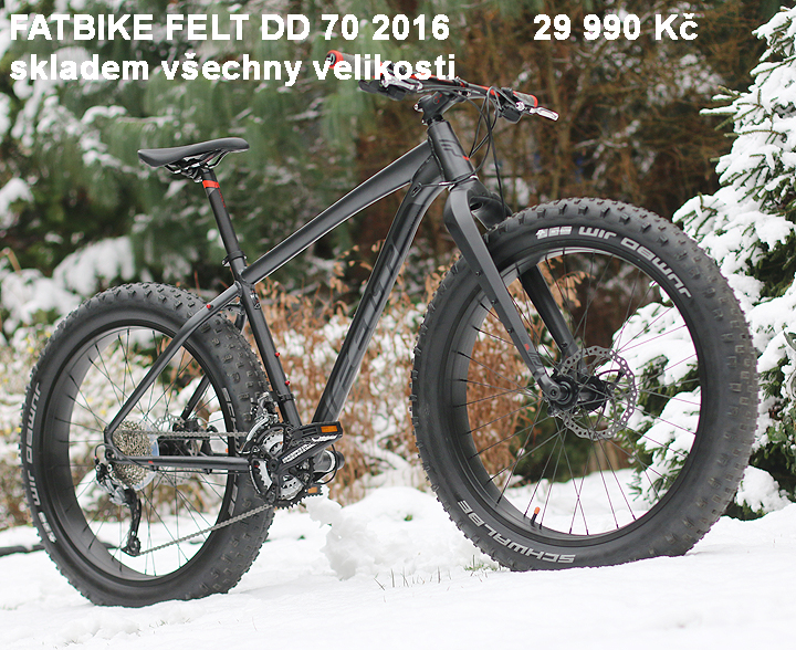 fatbike fat bike felt double double 70 2016